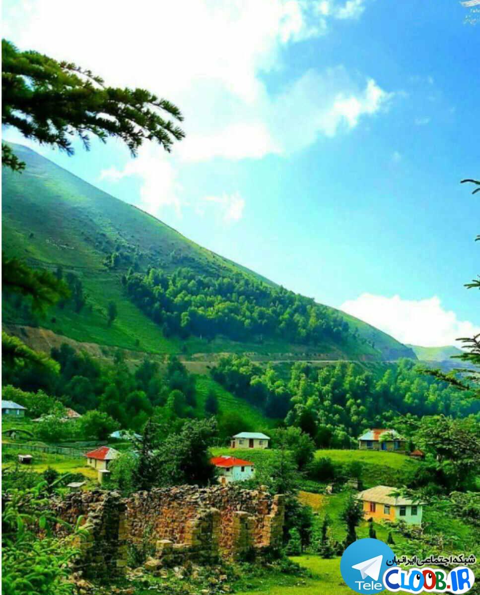 ارتفاعات پونل در رضوانشهر